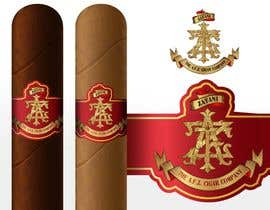 #67 for Luxury Cigar Brand Logo! af sinzcreation