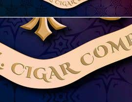 #126 for Luxury Cigar Brand Logo! af ZhanBay
