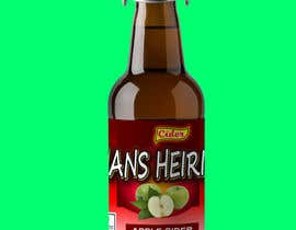 #21 para Create a label for a new apple cider beverage de skjahin