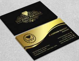 #118 untuk Design visiting card and redesign my logo oleh ershad0505