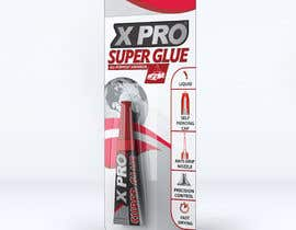 Nro 43 kilpailuun Super glue packaging design käyttäjältä khuramja