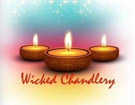 Nro 22 kilpailuun I would like a logo designed for a candle company called Wicked Chandlery.   -- 10/19/2018 15:12:07 käyttäjältä warisaziz