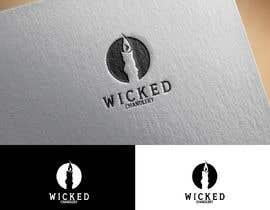 Nro 7 kilpailuun I would like a logo designed for a candle company called Wicked Chandlery.   -- 10/19/2018 15:12:07 käyttäjältä sunny005