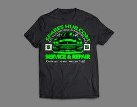 #70 , T-shirt design for car mechanics/service centre repairers 来自 Mostakim1011