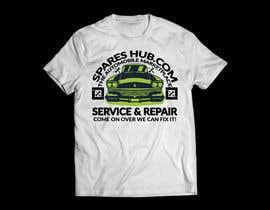 #71 , T-shirt design for car mechanics/service centre repairers 来自 Mostakim1011
