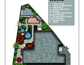 nº 11 pour Garden Design par mermed