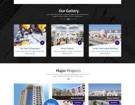 #3 for Company Website by AlphabetDesigner