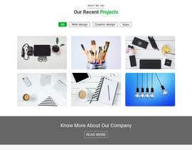 #10 for Company Website by anandoanamulab