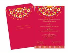 #14 per Hindu Wedding Invitation Card Design da narvekarnetra02