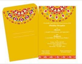 #15 per Hindu Wedding Invitation Card Design da narvekarnetra02