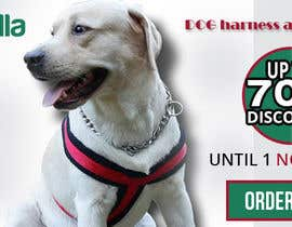 #9 for Discount banner for dog articles by shimulh