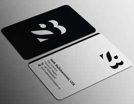 nº 191 pour Design Business Card par salmancfbd