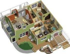 souravhalder016 tarafından to make residential interior design by sketch up için no 28