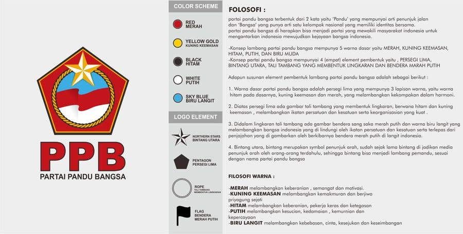 Entry 287 By Deta3d2 For Design A Logo For Partai Pandu Bangsa