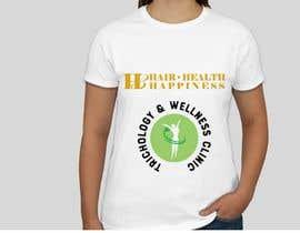 #29 para T-Shirt Logo Design de Suzanaasma22