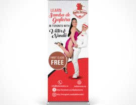 #35 for Stand-up Banner (Dance School) by dissha