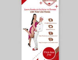 #42 for Stand-up Banner (Dance School) by leiidiipabon24
