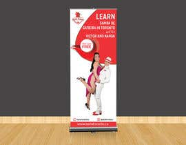 #26 for Stand-up Banner (Dance School) by mdeiamin82