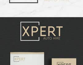 #52 para Design a Logo for XPERT AUTHO HIRE de zitouniayoub1