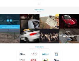 AtomKrish tarafından Design a responsive Website için no 91