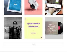 zmdcreatives tarafından Design a responsive Website için no 61