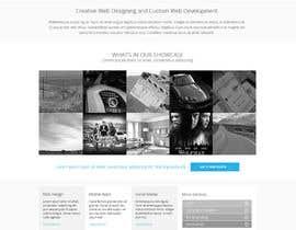 Pavithranmm tarafından Design a responsive Website için no 88