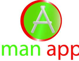 "#10 for Logo to be designed for ""OmanApps"". Colors: Red, white and green. af waqarali266"