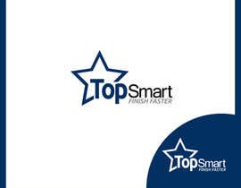 mjuliakbar tarafından Logo Design for TopSmart (Educational Testing Website) için no 57