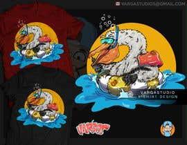 Nro 52 kilpailuun t-shirt design käyttäjältä GribertJvargas