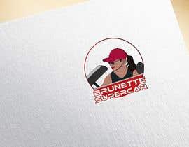 #79 for Brunette SuperCar Logo and Social Avatar by lida66