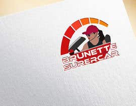 #81 for Brunette SuperCar Logo and Social Avatar by lida66