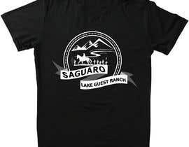 nº 66 pour Detailed logo screen print art needed for t-shirt par elliondesignidea