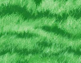 #8 para Toon grass texture 2k tileable de Flatformer