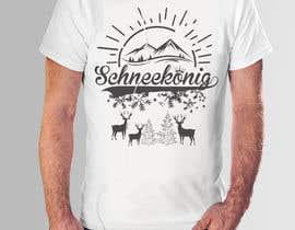 #65 для T-Shirt Design від tanmoy4488