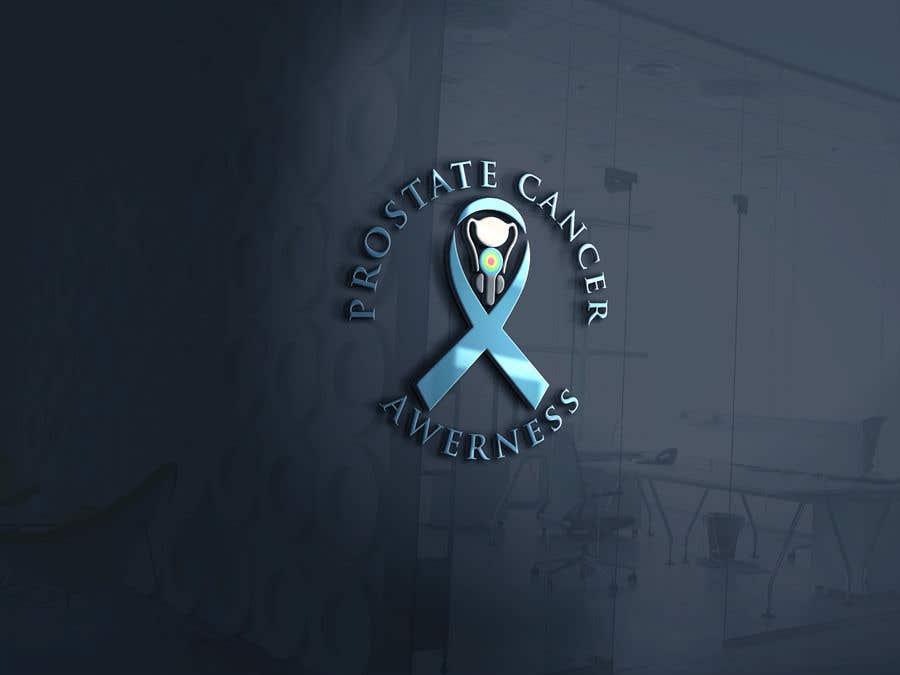 Contest Entry 8 For Design A Logo Prostate Cancer Awarness