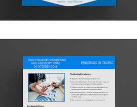 #48 for Create a Corporate Fact Sheet (Teaser) for a Ship-Finance Consulting Firm by Akheruzzaman2222