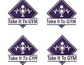 #34 for Take It To Gym Logo by aligoharwassan