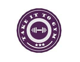 #58 for Take It To Gym Logo by mtipu142