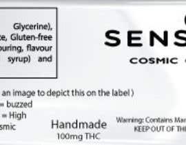 #3 para Design Cannabis Product Label por pixelbd24