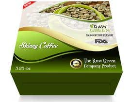 nº 9 pour New Packaging Design For Green COofee par g700
