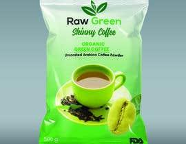 nº 14 pour New Packaging Design For Green COofee par mdtafsirkhan75