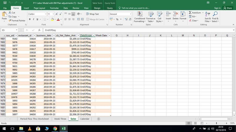 Entry #8 by kavinishan for Excel SUMIFS and VLookup for multiple