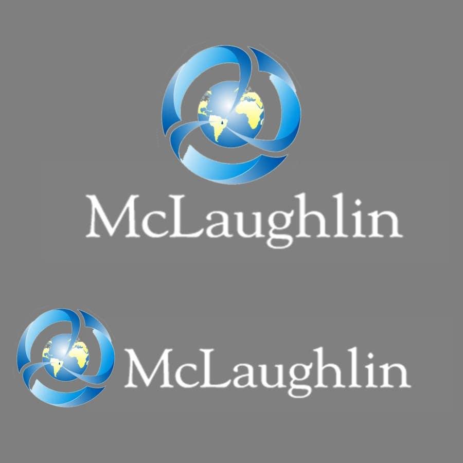 Конкурсная заявка №63 для Logo Design for www.McLaughlinPI.com