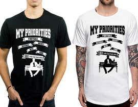 #28 para T-shirt printing por feramahateasril