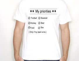 #19 para T-shirt printing por ELIUSHOSEN