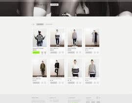 #15 para *** Mockup for Fashion Online Shop *** por Khrysta