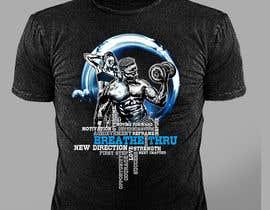 Nro 38 kilpailuun T shirt design käyttäjältä thamanpriyac