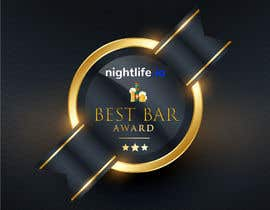"""#40 cho Design Work - I need an Award Badge For """"Best Bars"""" in """"City"""" in """"2019"""" bởi srijonism"""