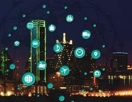 #47 cho Need IoT Internet of Things skyline created bởi srijonism