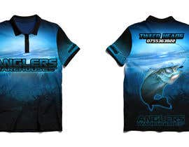 #82 for Design Sublimated Staff Shirts by dandrexrival07